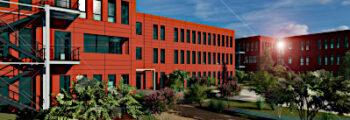 2021: Erweiterungsbau des Büro- & Verwaltungsgebäudes in Rostock Brinckmansdorf