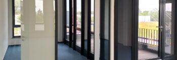 2019: Neubau eines Büro- & Verwaltungsgebäudes in Rostock Brinckmansdorf