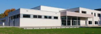 2018: Neubau einer 3-Feld-Sporthalle in Berlin